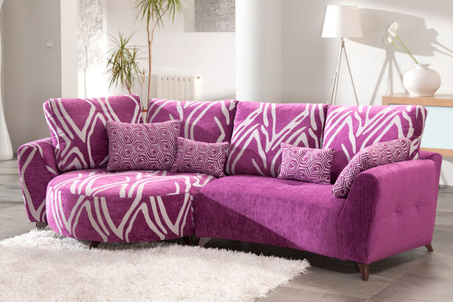 valentina canap fama. Black Bedroom Furniture Sets. Home Design Ideas