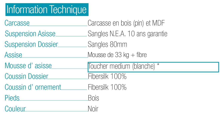 Canapé MyApple Fama Sofas magasin Lyon Marseille marque fama